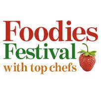 Edinburgh Foodies' Festival.