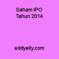 Saham IPO Tahun 2014