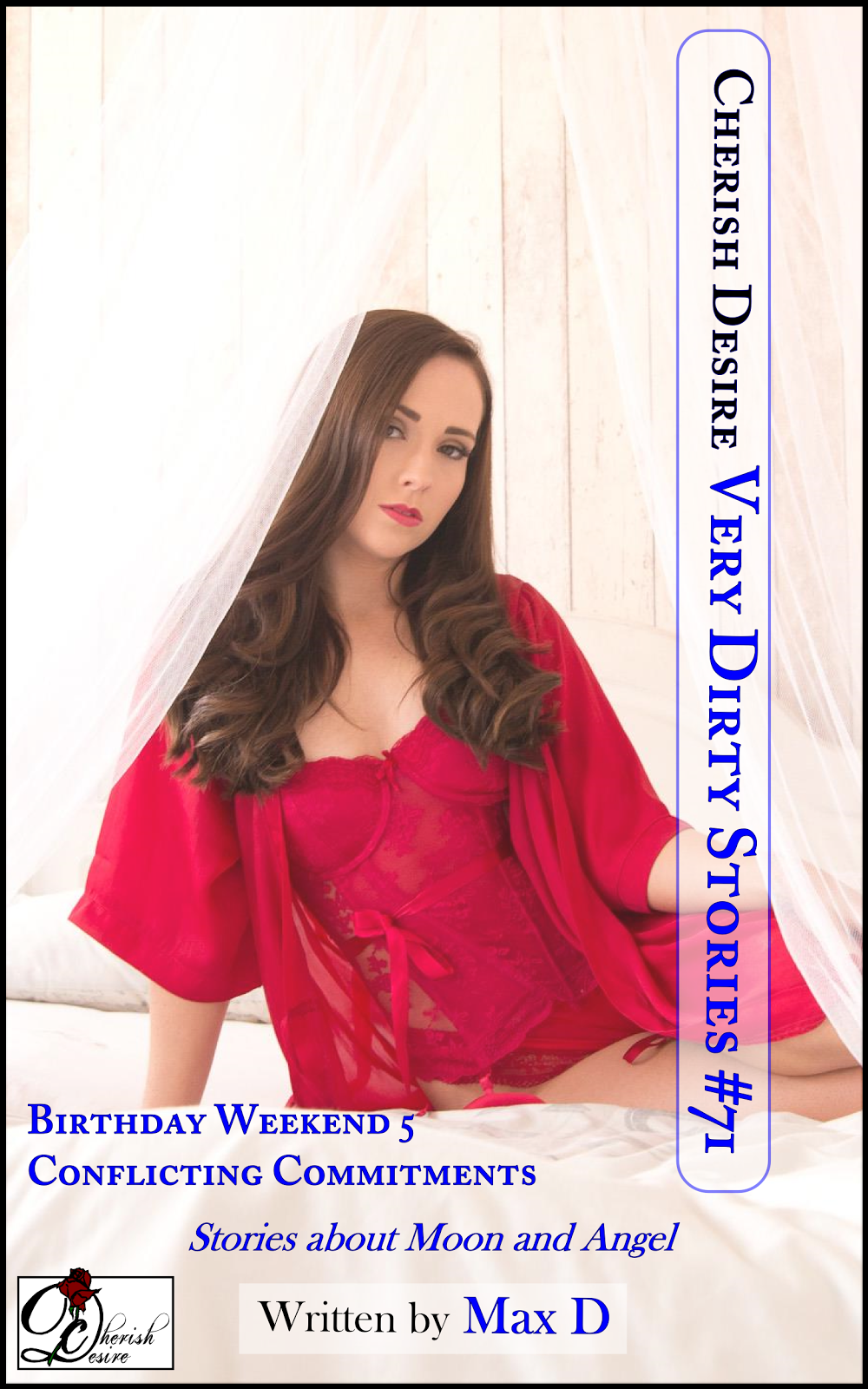 Cherish Desire: Very Dirty Stories #70, Max D, erotica