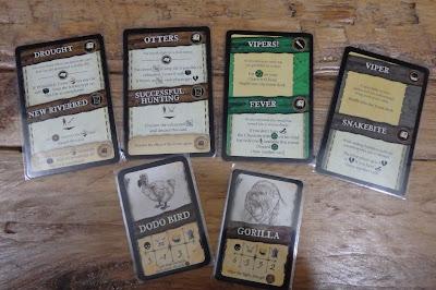 cartas robinson crusoe