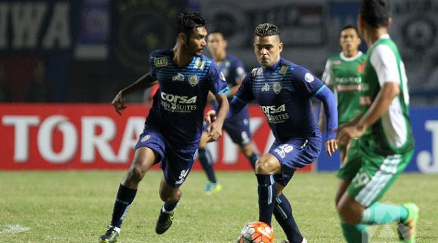 PS TNI vs Arema
