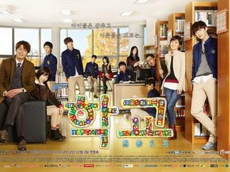 Sinopsis School 2013 Korean Drama
