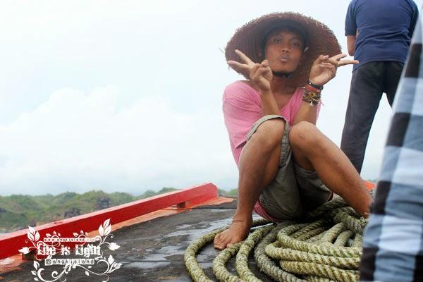 Nelayan gahul Sadeng