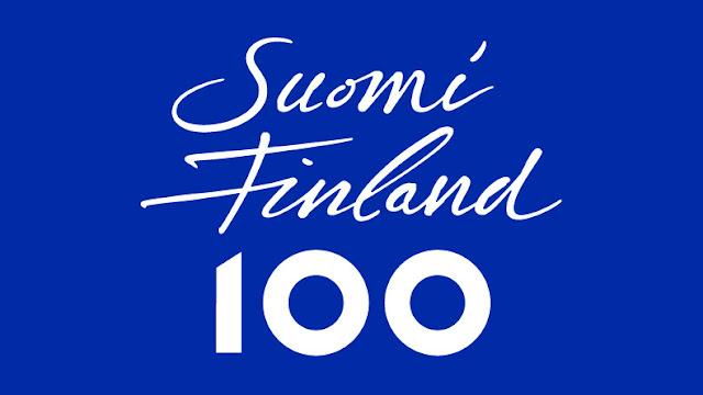 Suomi 100 - Finland 100