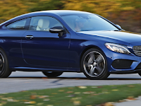 2019 Mercedes-Benz C300 Coupe 4MATIC Review