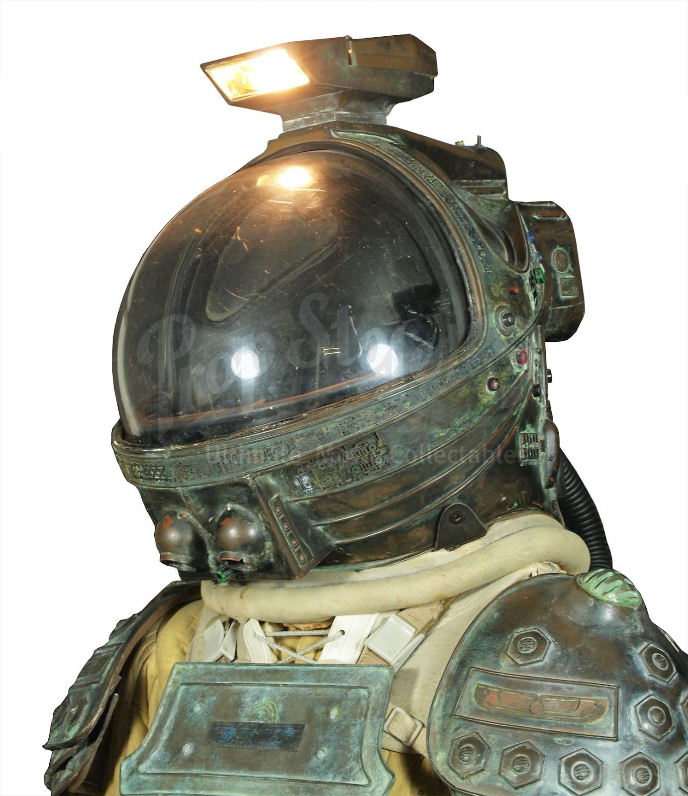 Alien Explorations: Alien: Kane's Space Suit