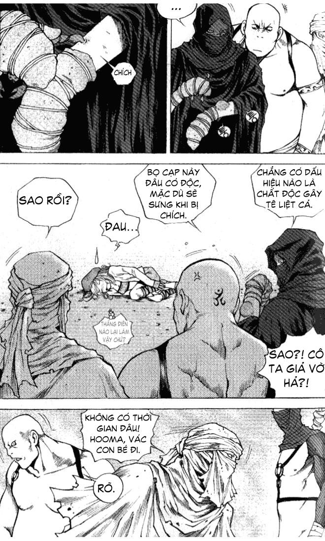 Banya chap 006 trang 12