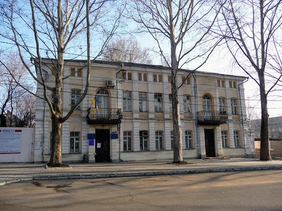 Николаев. Архитектурные памятники. Здание БТИ