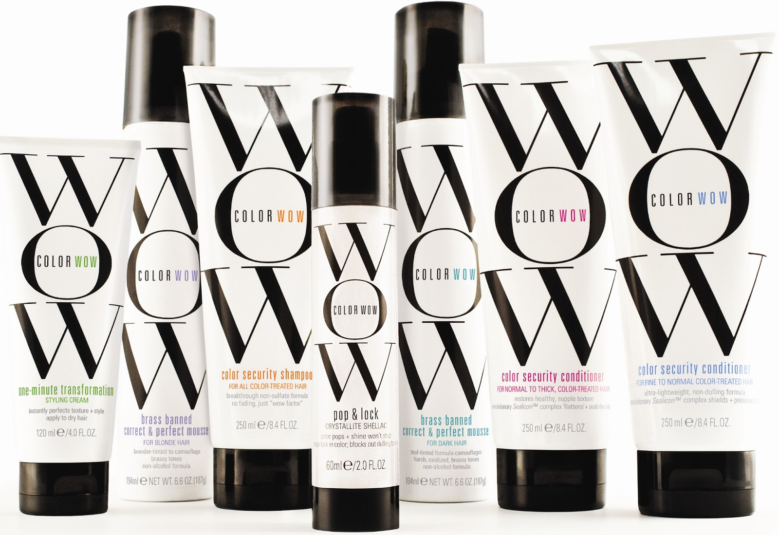 Color Wow Also Has A Range Of Mousse Shampoo Conditioners And Styling Cream That Helps To Maintain The Moisture Earance Treated Hair