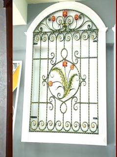 Teralis jendela desain bunga | Tips memilih jenis teralis jendela yang berkualitas