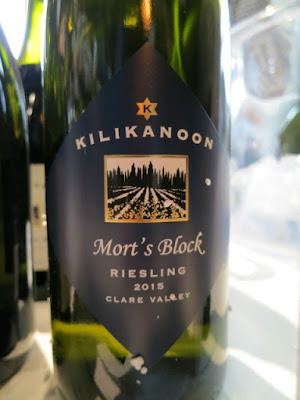 Kilikanoon Mort's Block Riesling 2015 - Clare Valley, South Australia (90+ pts)