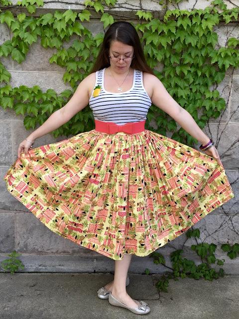 pinup girl clothing tiki jenny