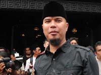 Terkait Provokasi Ustadz Palsu Abu Janda, Ini Tanggapan Ahmad Dhani