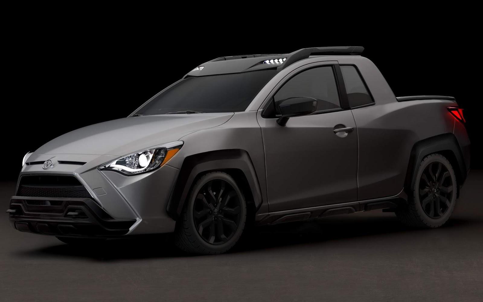 Toyota Yaris Adventure Piada Nos EUA Faria Sucesso Aqui