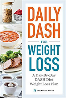 Daily Dash for Weight Loss: A Day-By-Day Dash Diet Weight Loss Plan by Rockridge Press