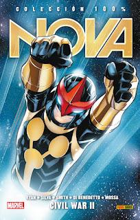 Nova# 7 Civil War II