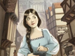 La Porteuse de mots d'Anne Pouget