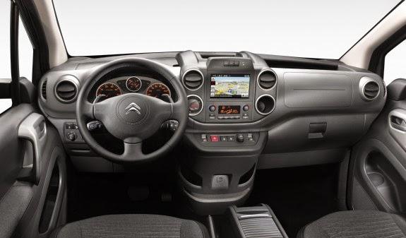 коммерческие автомобили Citroen