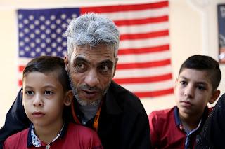 Syrian refugee program ban