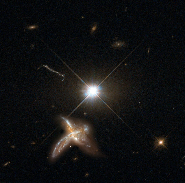 Discovered: fast-growing galaxies from early universe