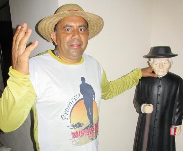 Resultado de imagem para pe jorge prefeito de iati