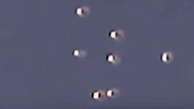 These UFOs are literally the tip of the iceberg, there's lots more.