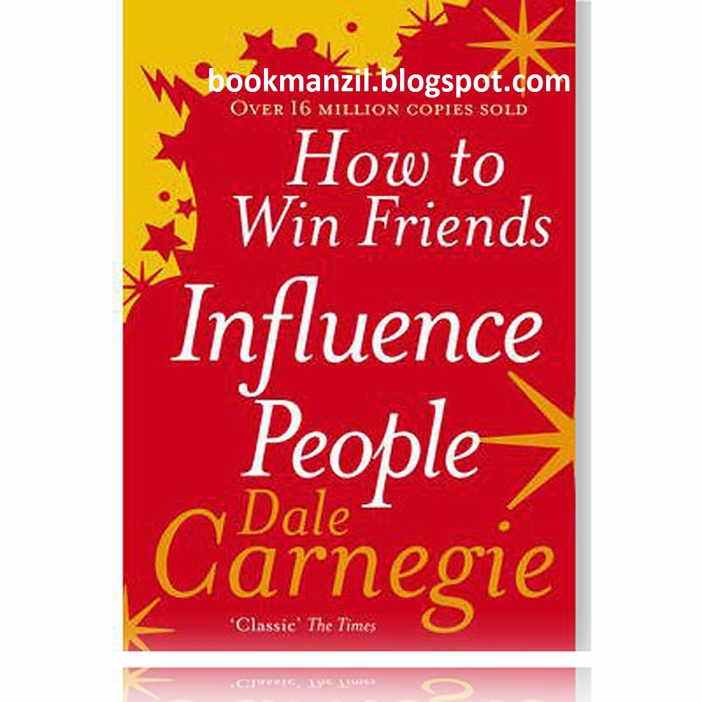 book on how to win friends and influence people