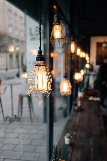 iluminar una casa