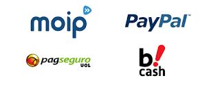 plataformas de pagamento online