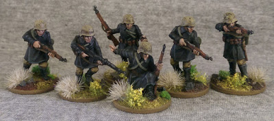 28mm Polish 10th Mech Miniatures