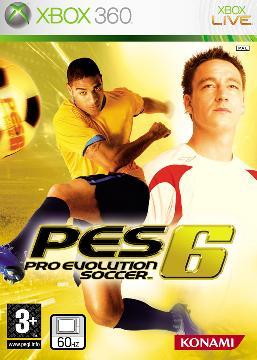t2724.pes6xbox360 - Pro Evolution Soccer 6