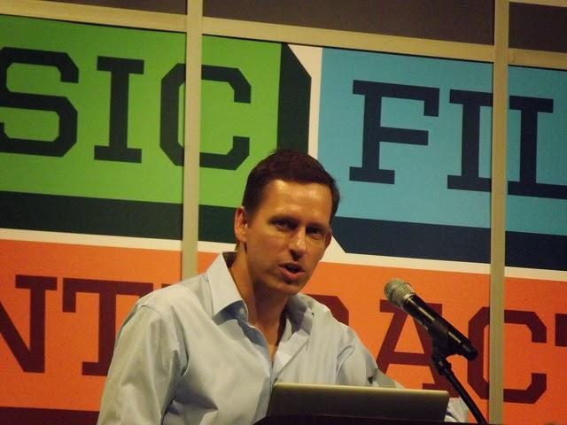 天生反骨、無畏主流,全面認識Peter Thiel的創新哲學