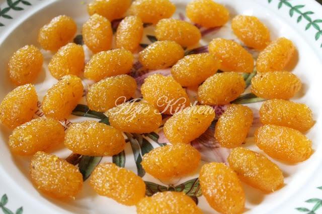 Inti Tart Nenas Azie Kitchen