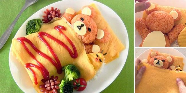 25 Gambar Lucu Makanan Trend Masa Kini