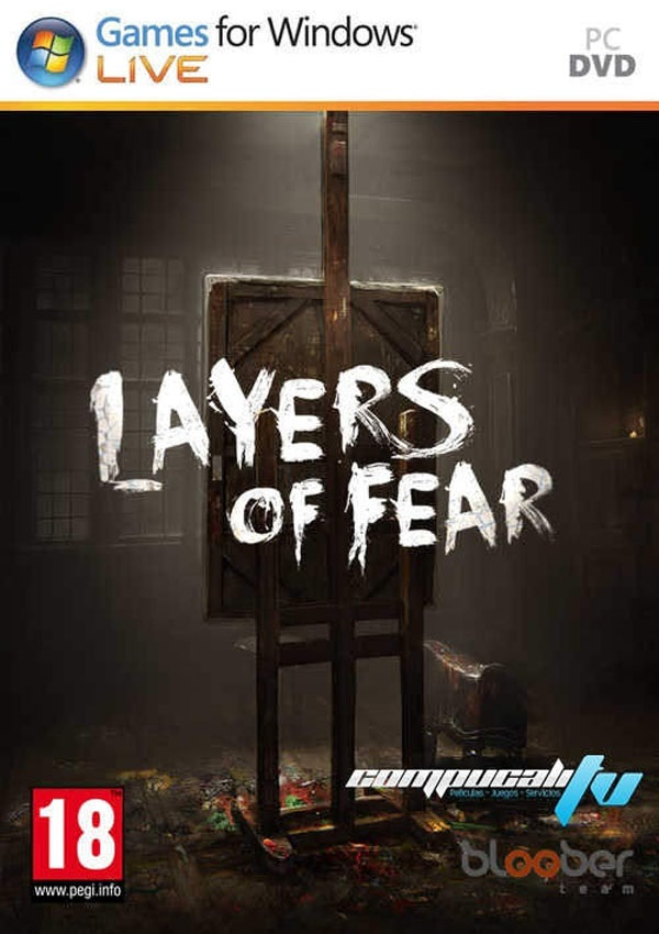 Layers of Fear Inheritance Download Cover Free Game