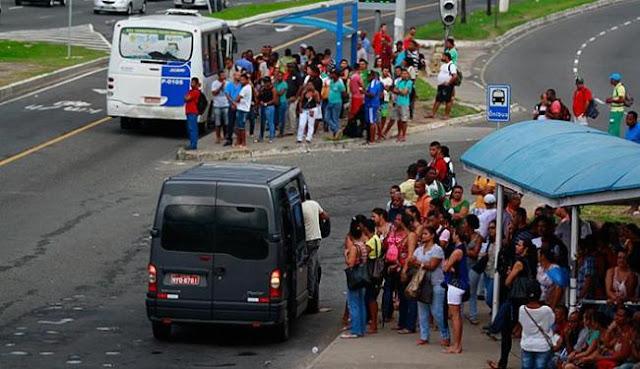 Transporte alternativo poderá ser proibido entre João Pessoa e Campina Grande e outros trechos da Paraíba