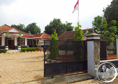 Kantor Desa Nanggerang, Kecamatan Binong