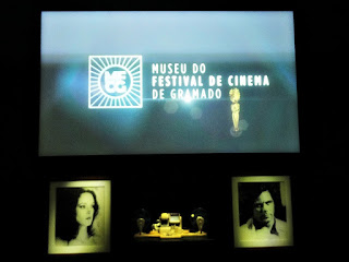 Filme de Introdução do Museu do Festival de Cinema de Gramado
