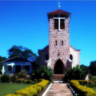 Igreja Evangélica do Sião, em Westfália, RS