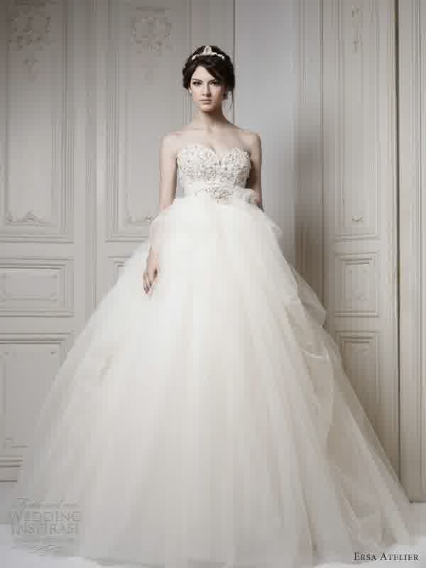 Bridal Big Ball Gown For Sale | fashion trend