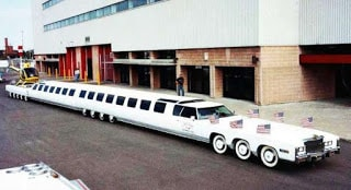 Do you know about the Longest Car in the world