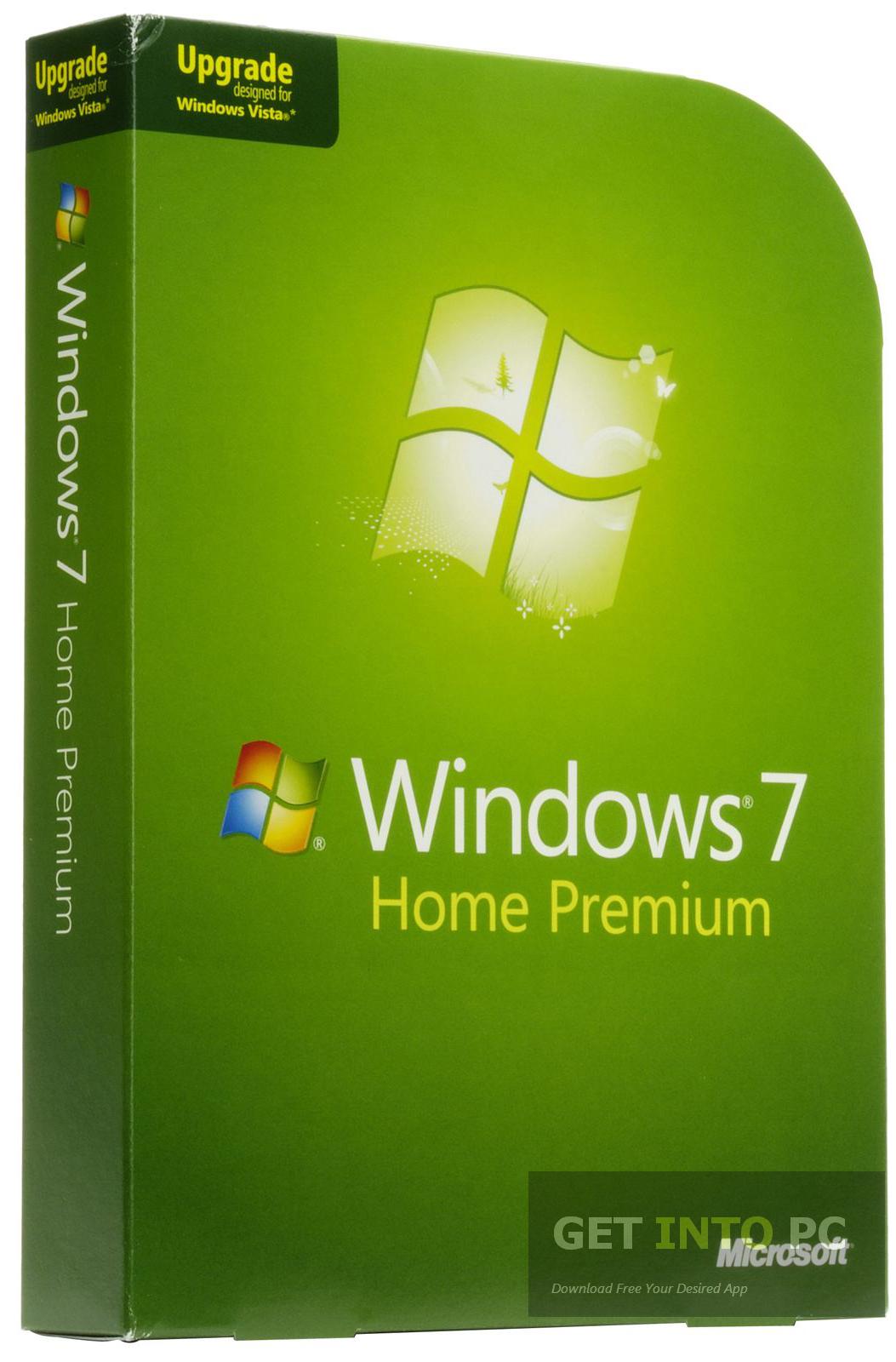 Download Windows 7 Home Premium   bit ISO - OneSoftwares