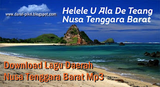 Download Lagu Daerah Nusa Tenggara Barat Mp3