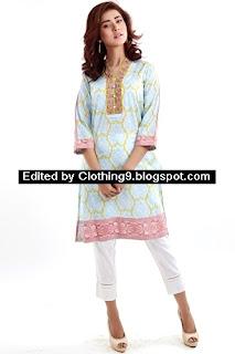 Zeen Eid Collection for Women 2015