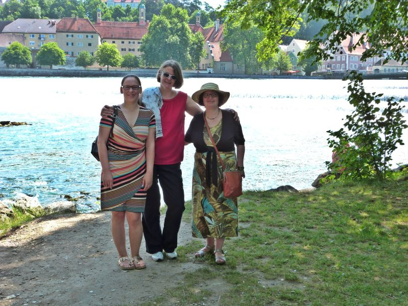 Bloggertreffen am Lech in Landsberg