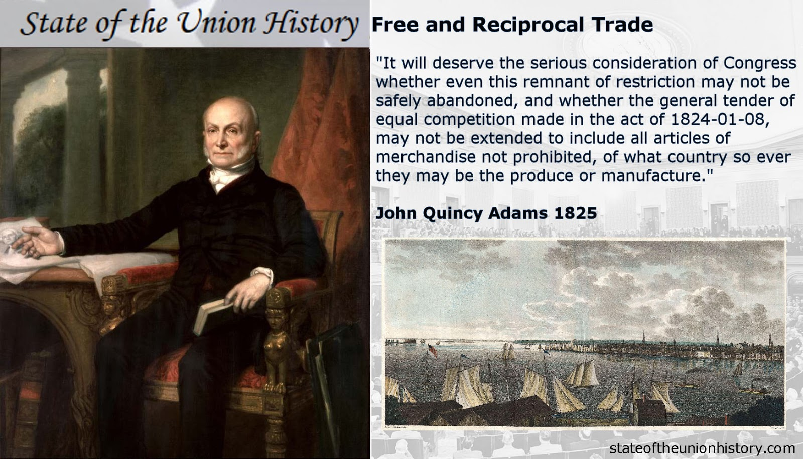 history of free trade