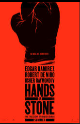 http://www.fandango.com/handsofstone_191532/movieoverview
