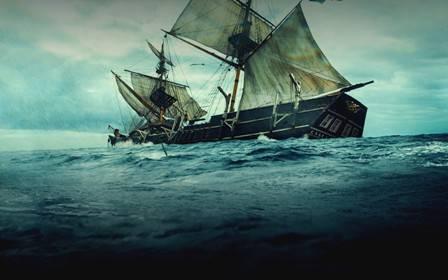 Kisah Kapal Pemburu Paus Essex