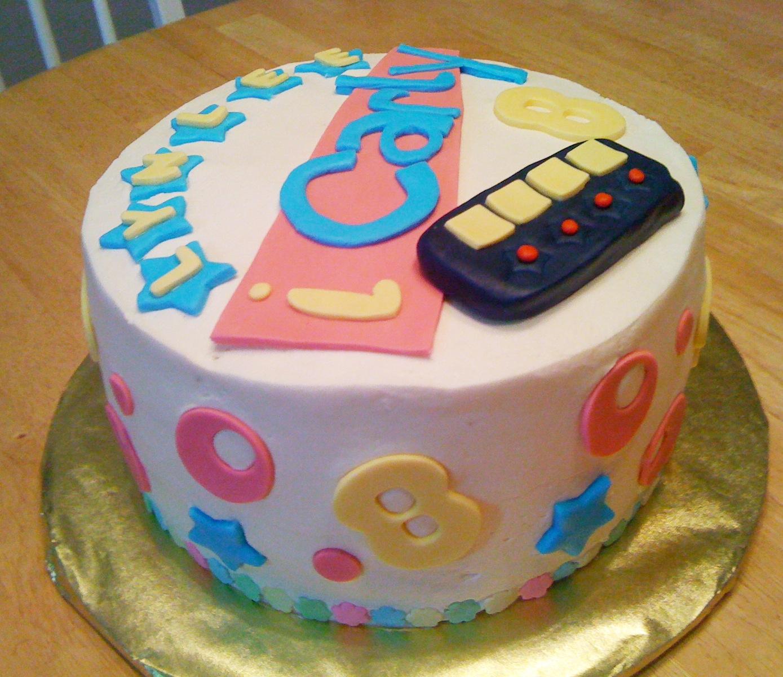 Birthday Cakes Web Site