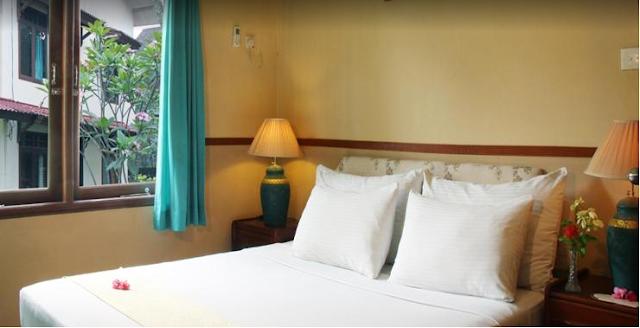 Kamar tidur di The Jayakarta